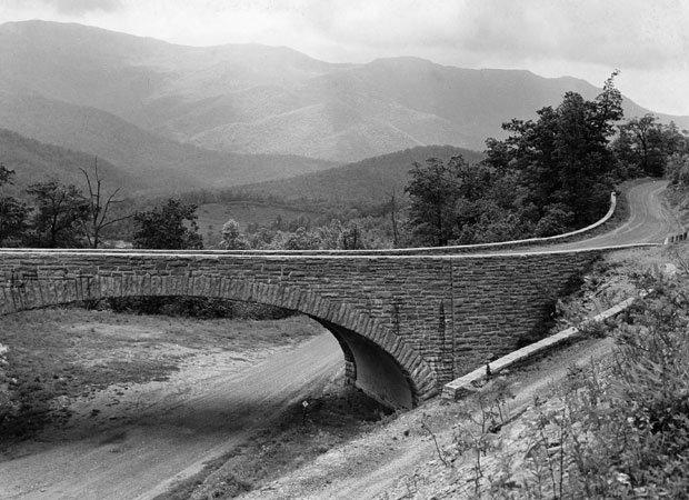 Buck Creek overpass