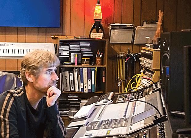 Whitewater Recording Studio