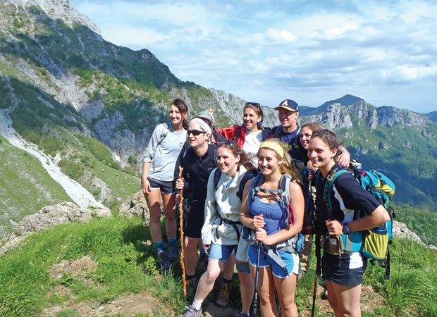 Outdoor adventure programs