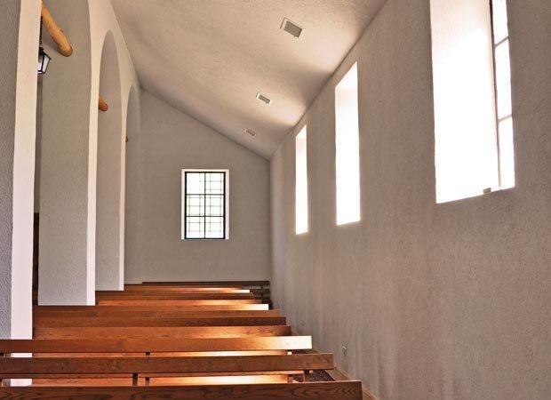 The Church at Ciabas